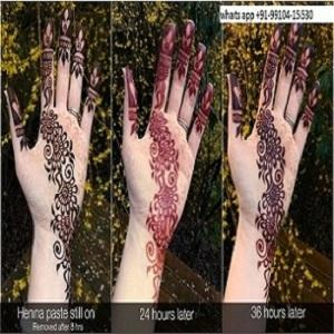 red for skin  henna - BAQ henna78613115jan2018