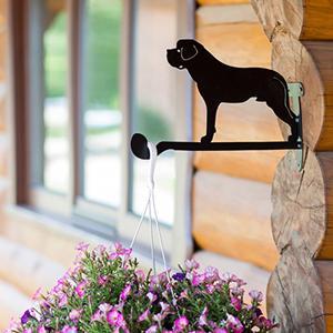 Hanging basket brackets - Flower bracket holder