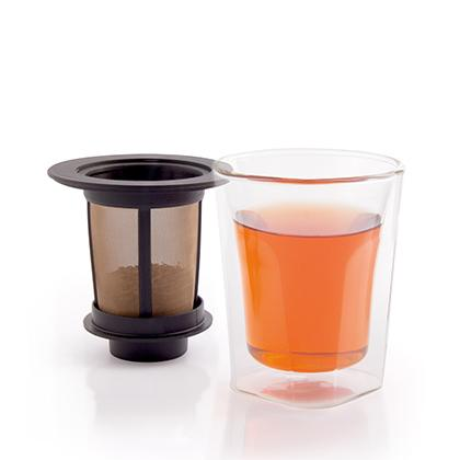 SMART BREW SYSTEM 180 ml - Glasses with System