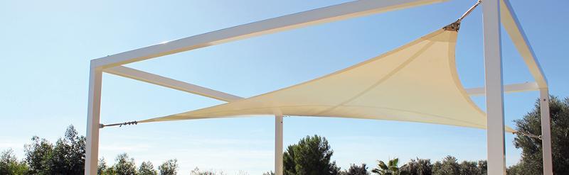 Abris de terrasses VoillS - Couverture Design & Voile tendue