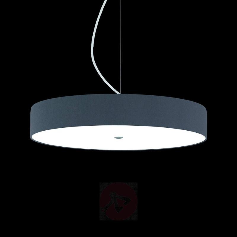Alea Hanging Light Large Slate Grey - design-hotel-lighting