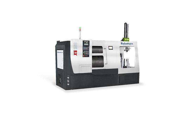 CNC LATHES - LATHE MACHINE: XS MODEL