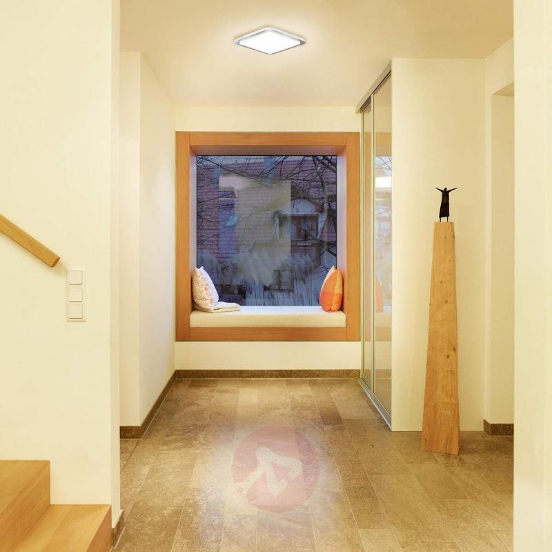 RS LED D2 stainless steel sensor ceiling light - Ceiling Lights with Sensor