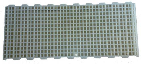 Big hole poultry/chicken/duck/goose plastic slat floor  - poutry plastic slat floor
