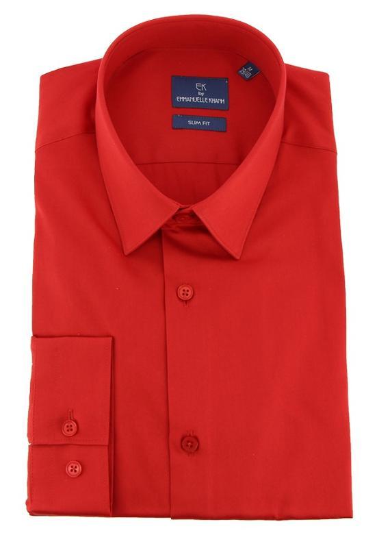Chemises - Emmanuelle Khanh - Slim Fit - Red