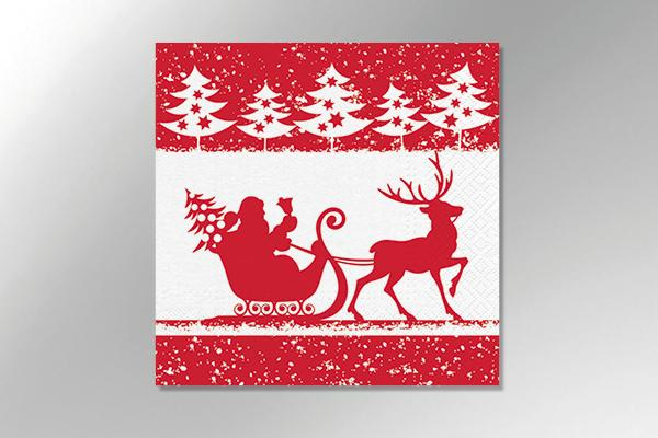 Napkins - Christmas collection