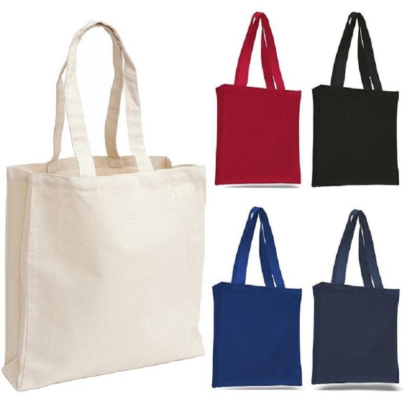 Bolsas de algodón fabricantes al por mayor
