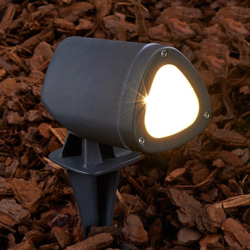 Spot LED Cody doté d'un piquet de terre - Lampes à planter