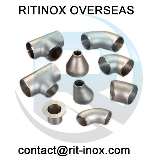 Hastelloy Pipe Fittings -