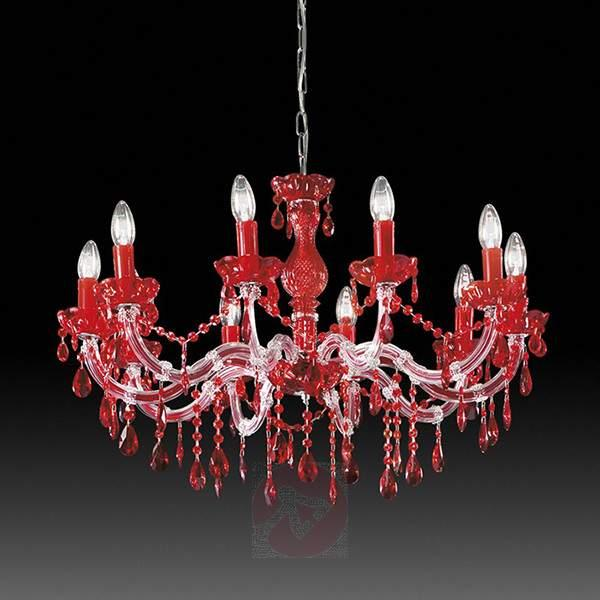 Magnificent VIENNA PLUS chandelier, 10-light - Chandeliers