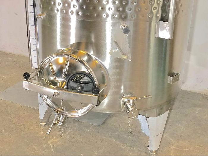 Serbatoio in acciaio 304 - 28 HL - SPABP2800