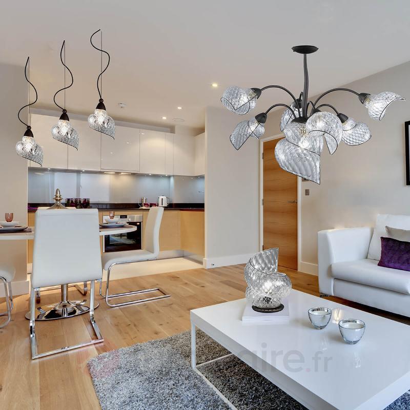 Chiocciola - suspension à 7 lampes - Cuisine et salle à manger