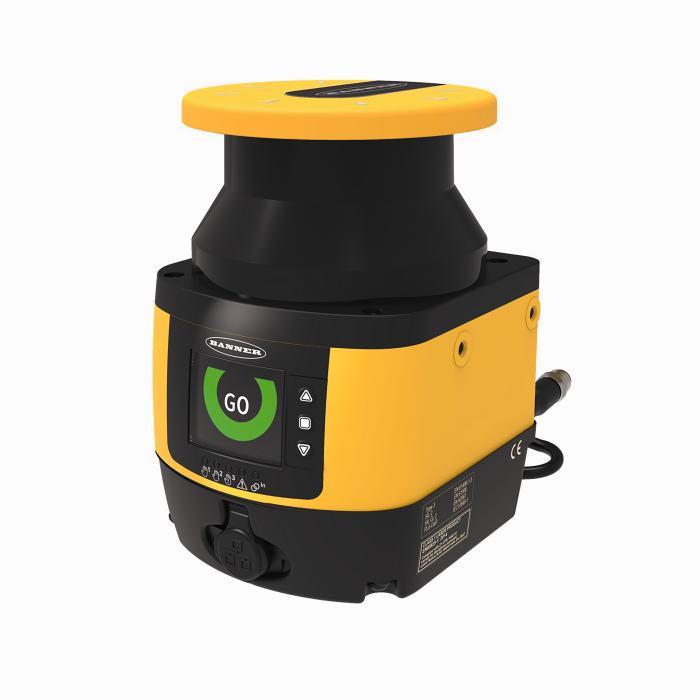 Sicherheitstechnik - Sicherheits Laserscanner