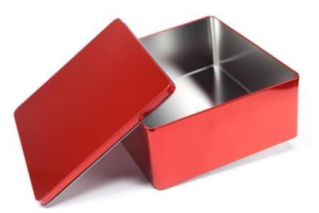 Kilo Tin red - null