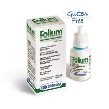 Folium Drops - Pediatric Area