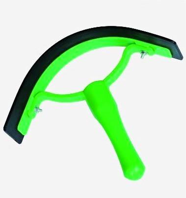 Horse sweat scraper  - plastic horse sweat scraper