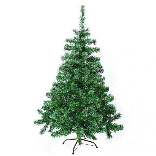 künstlicher Weihnachtsbaum 150 cm hoch 680 Spitzen - null