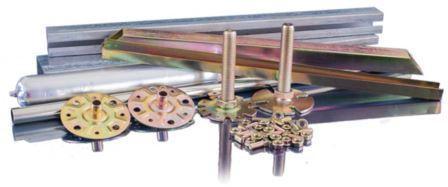 Accessories   - Stringer - C-Profiles - adhesive - gaskets - screws