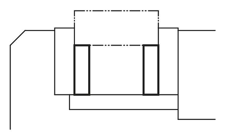 Cales parallèles DIN 6346 - Cales parallèles, lardons goupilles cylindriques
