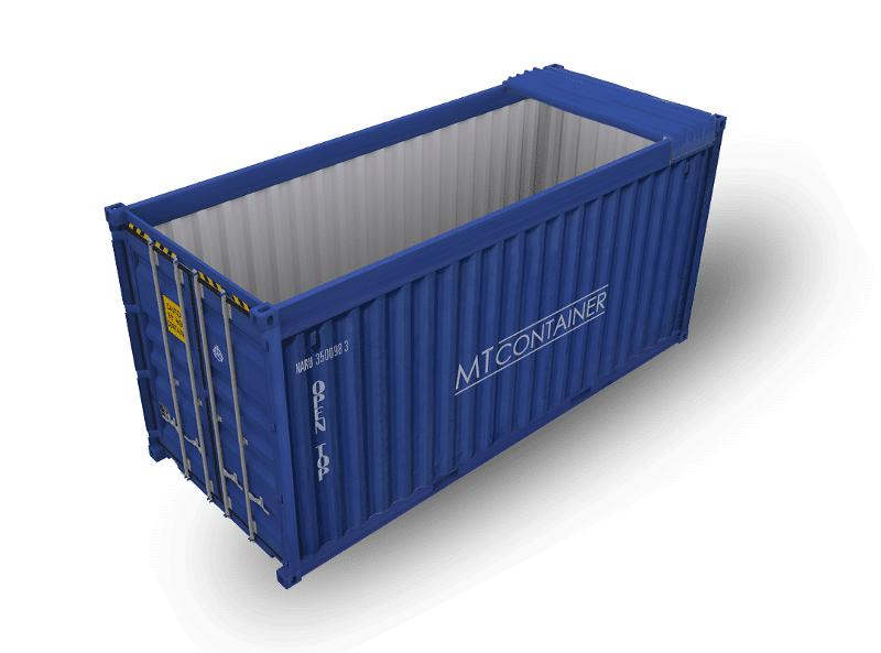 Open Top Containers - null