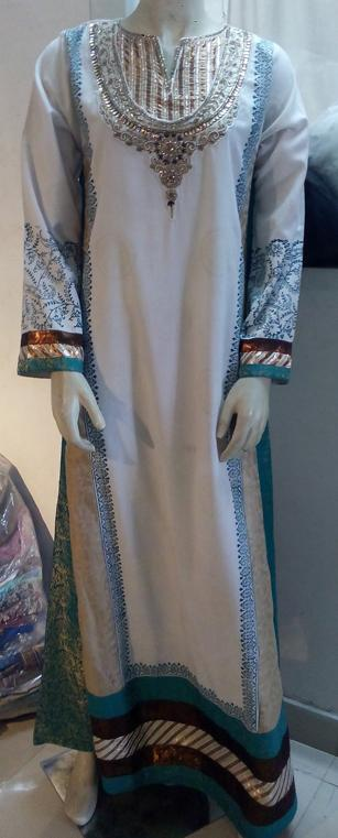 Casual Jalabiya For Women | Saudi Arabia & UAE | Kaftan - Wholesale Jalabiya Manufacturer & Wholesale Suppliers, India