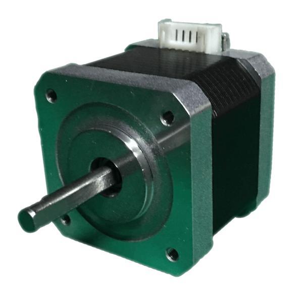 3 Phrase 42mm Stepper Motor - Stepper motor range