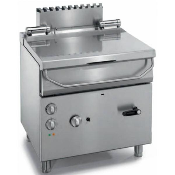 Sauteuse gaz 50 L gamme 700 basculement manuel - Référence K7GBR10MA
