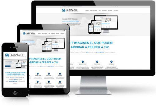 DISEÑO DE PAGINAS WEB - Trabajamos en la programación y el diseño de páginas web.