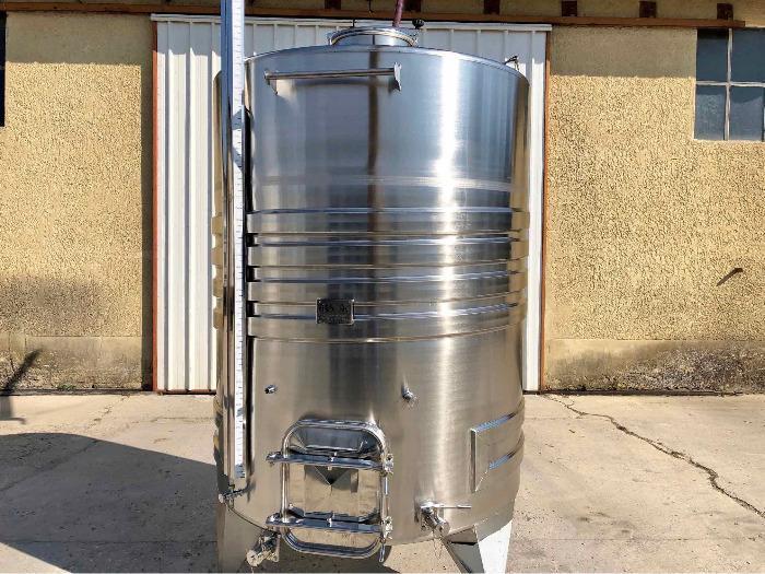 Serbatoio in acciaio inox 304 - 43 HL - STOIPSER4300