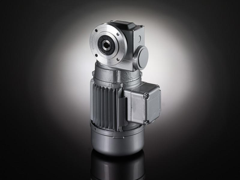 SN6FH - Two-stage gear drive with hollow shaft