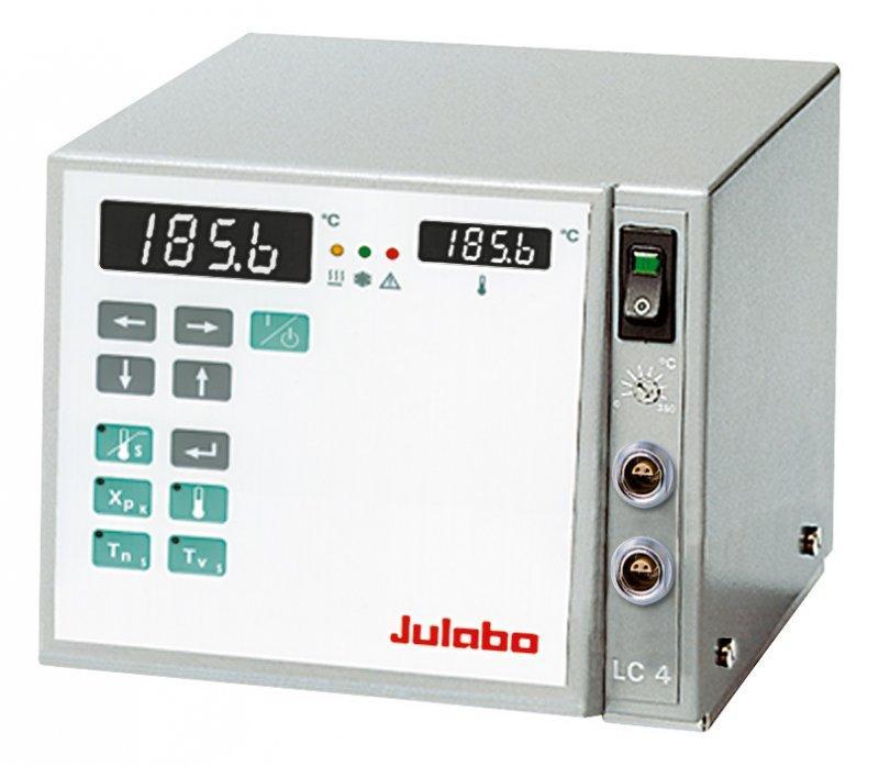 LC4 - Controladores de temperatura para laboratório - Controladores de temperatura para laboratório