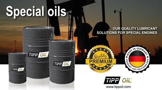 TIPP OIL - Spezialöle -