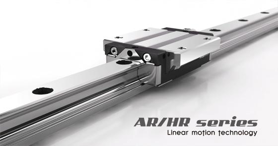 Profil rail system - Profil rail system ARC20