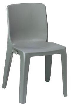 Chaise empilable Denver - Mobilier Intérieur
