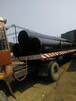 X80 PIPE IN CAMEROON - Steel Pipe