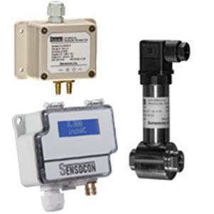 Differential Pressure Transmitters - Sensocon - Differential Pressure Transmitters