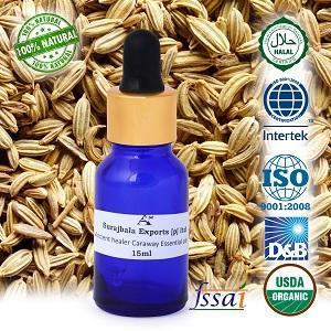 Ancient healer Caraway oil 15 ml - essential oil
