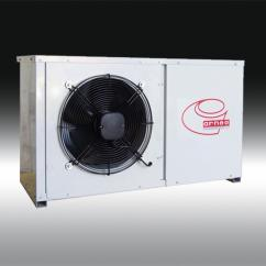 refrigeration-systems / outdoor - HC