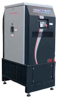 Compressores elétricos de parafuso ROTAIR Serie EN
