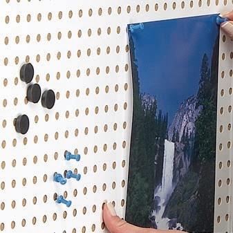 Show Boards - Vitrine waterproof en liège et face magnétique