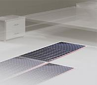 Producten gamma Enerco - Infrarood Folie verwarming