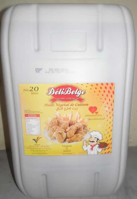 DéliBelge Cooking Oil  - Cooking Oil