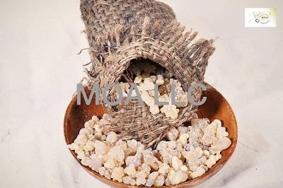 Frankincense,Olibanum, (luban), - Frankincense,Boswellia genus,has a lemony, musky odor Woodsy and fruity