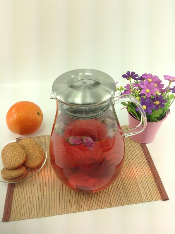 GLASS DECANTER  - 2000 ML