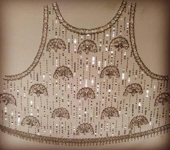 Abiti da sera - lavori di ricamo Haute Couture -  Fatto su misura  |  Abbigliamento con etichetta privata
