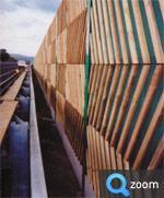 Tecnowall wooden panels - Impregnated pinewood and hardwood panels