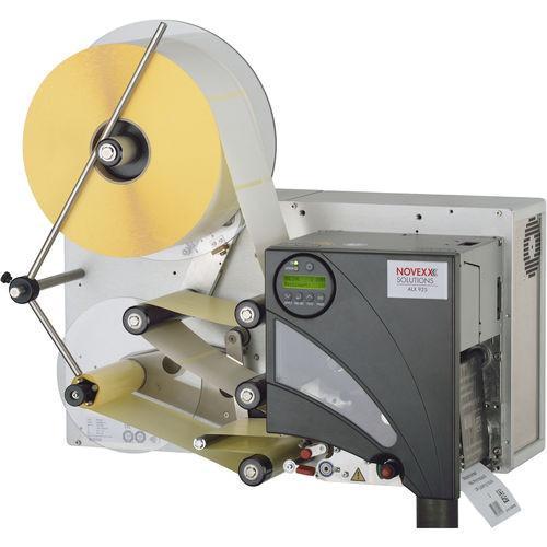 Druck- & Etikettiersysteme ALX 92x - Druck- & Etikettiersystem / Druck- & Etikettieranwendungen / Echtzeit-Lösung