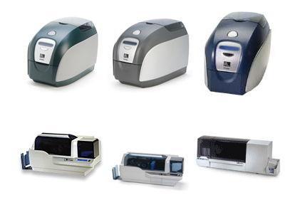 Imprimantes à cartes - ZEBRA
