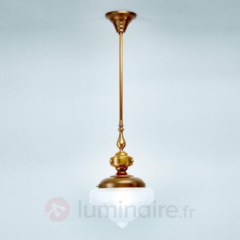 Suspension Rüdiger faite à la main - Suspensions classiques, antiques