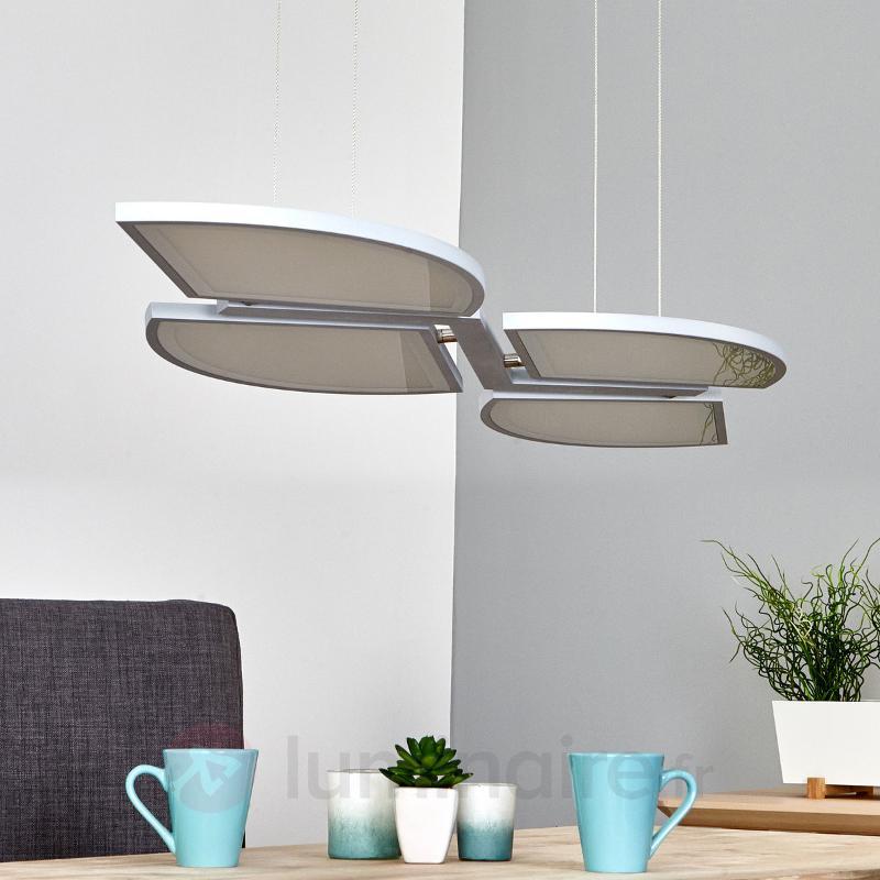 Suspension LED moderne et fonctionnelle Aurela - Suspensions LED